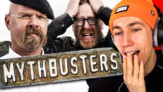 Top 10 Myths Busted on Mythbusters