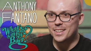 Anthony Fantano - What's in My Bag?