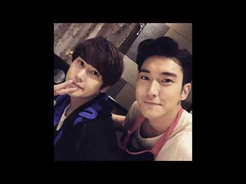 WonKyu (Siwon & Kyuhyun)