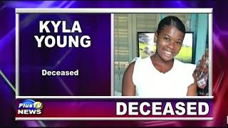 /17 year old kyla young killed in belize city