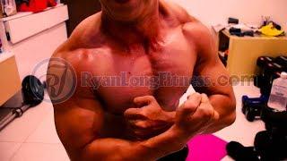 30 Phút Tập Ngực To Bự Bụng 6 Múi Hiệu Quả Tại Nhà Cùng Ryan Long Fitness