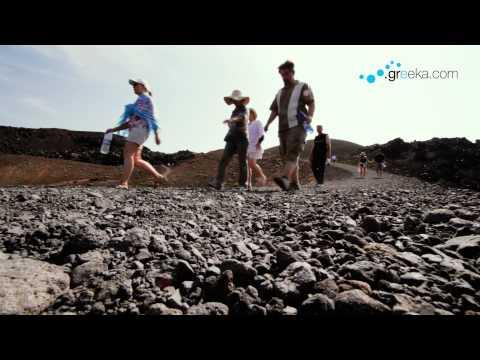 Santorini Volcano Tour: Excursion to the volcano of Santorini