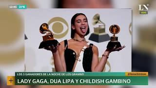 Premios Grammy 2019: Resumen de la ceremonia, todos los ganadores   +INFO
