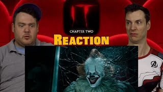It Chapter 2 - Final Trailer (Comic Con)  Reaction / Review / Rating
