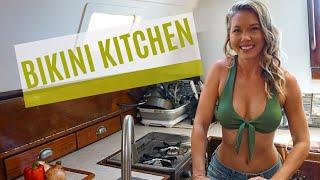 Hilarious Bikini Kitchen Sailing GBU
