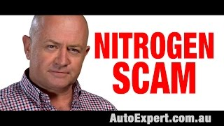 Top 10 reasons not to put nitrogen in your tyres