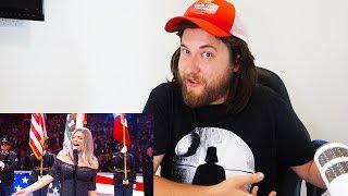 Ozzy Man Reviews: Fergie Performs U.S. National Anthem