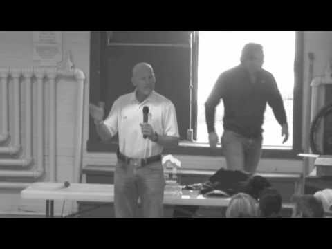 Dr. John Hill - Pre-Leadville Trail 100 2010 - Medical Speech