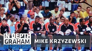 Coach K on Michael Jordan's manners and his ego