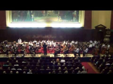 SINFONIA No. 9 BEETHOVEN- mvto.3 - OSJNJSM- Maestro Director MARIO BENZECRY