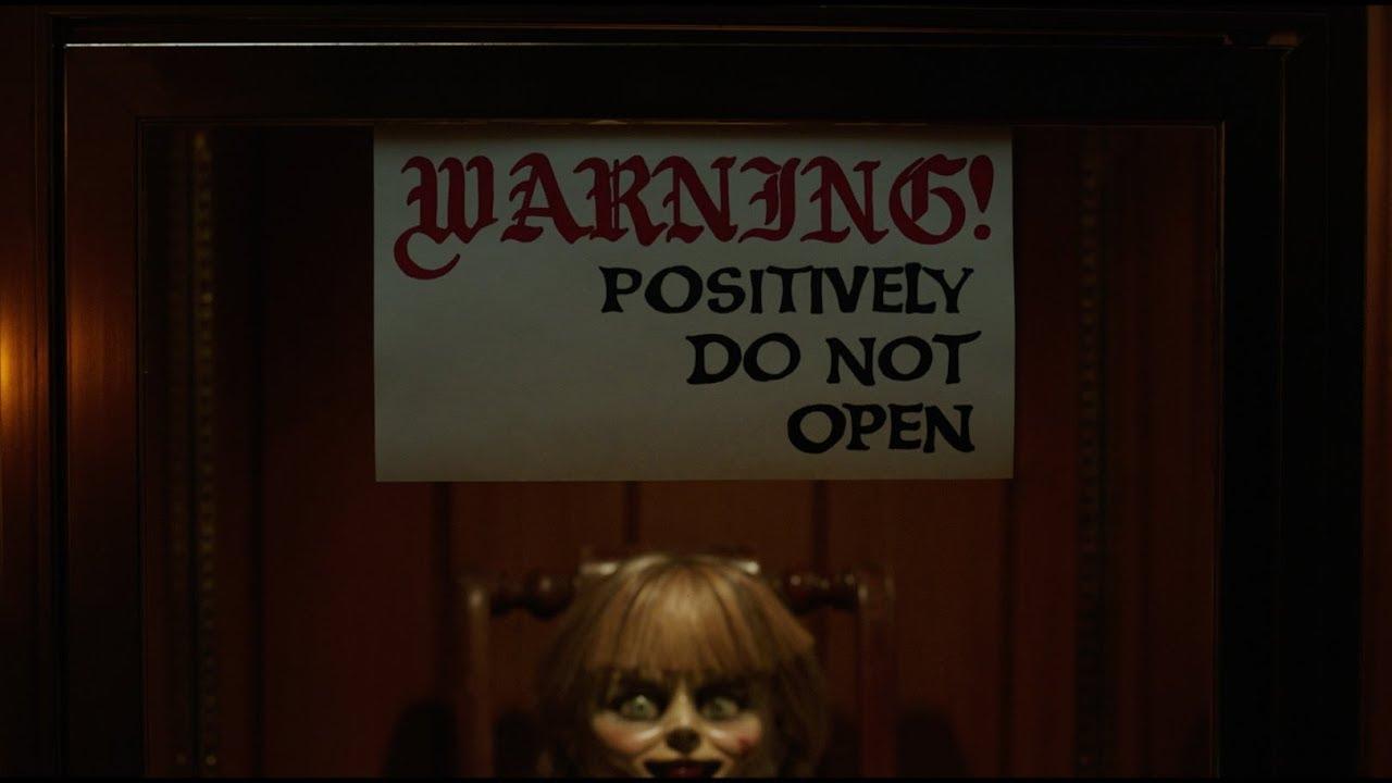 Trailer de Annabelle Comes Home
