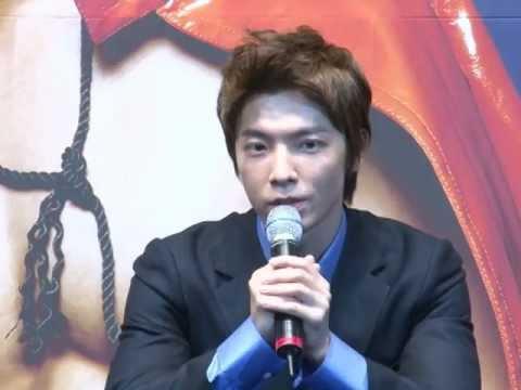 Super Junior (슈퍼주니어) _ The 5th Album  _  Press Conference