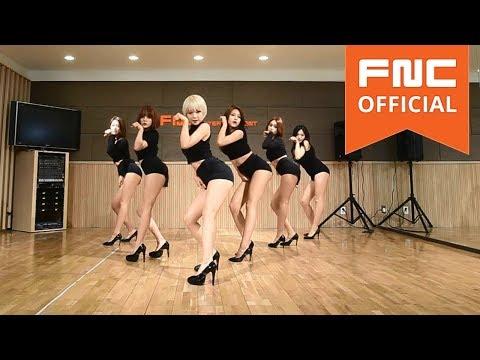AOA - 사뿐사뿐(Like a Cat) 안무영상(Dance Practice) Full ver