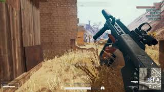 PUBG - 7 kills in 25 seconds with the AUG