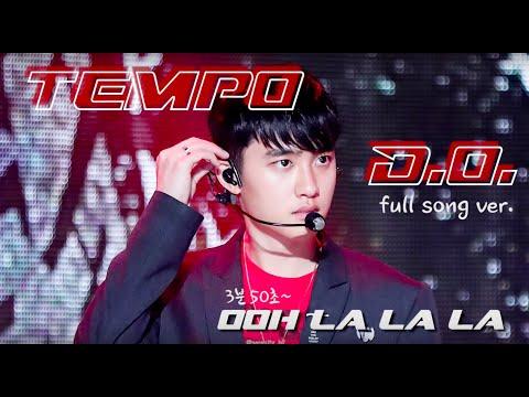 [디오FOCUS] 엑소(EXO) - TEMPO/닿은순간(템포/OOH LA LA LA) 무대 교차편집 (STAGE MIX D.O. FOCUS)