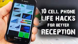 10 Cell Phone Life Hacks