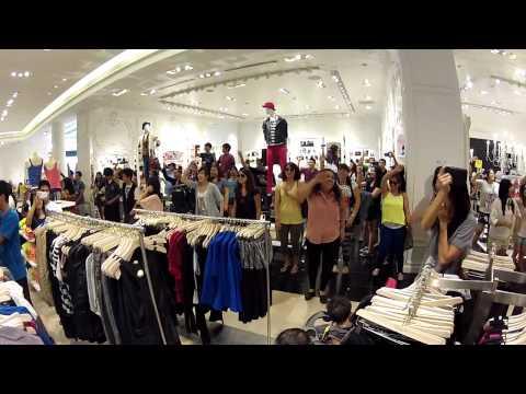 Psy - Gangnam Style Flash Mob