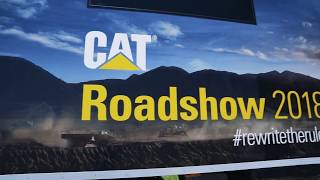 CAT Roadshow 2018 powered by MOST