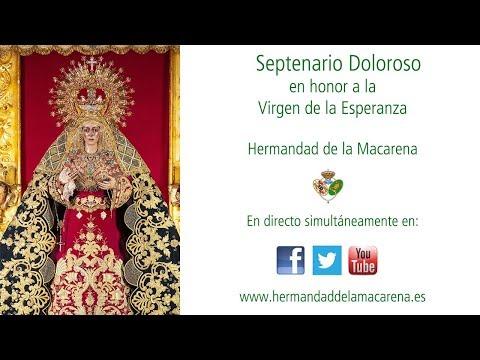 Septenario en honor a la Virgen de la Esperanza [DÍA 1]