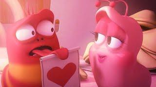 ЛАРВА - 발렌틴의 사랑 | 만화 영화 | 어린이 만화 | 공식 대리인 | WildBrain