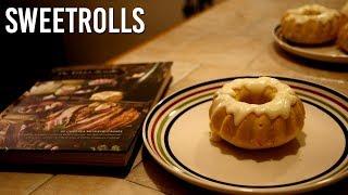 Skyrim Test Kitchen: Sweetrolls