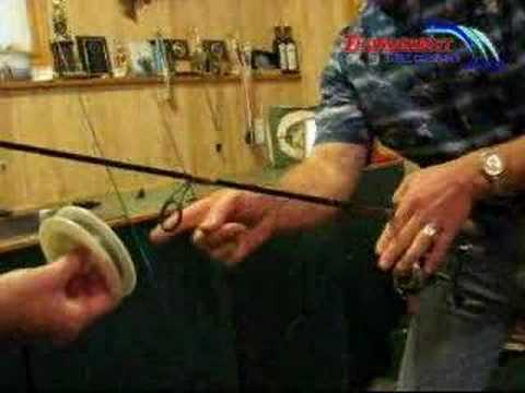 How To Spool Line Onto Your Reel How To Prevent Fishing Line Twist While Spooling Spinning