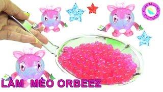 """Đồ Chơi """"Orbeez""""  Thú Cưng♥ Hạt Nở Trân Châu Nhựa (Bí Đỏ)  ORBEEZ CRUSH New Crushkins Pets"""
