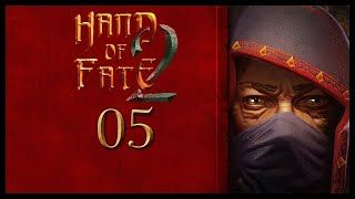 Hand of Fate 2 Gameplay Walkthrough Let's Play Part 5 (HRETHA'S IRE)