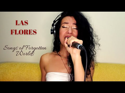 Carina La Dulce - Las Flores (Flamenco Fusion Music Live Looping)