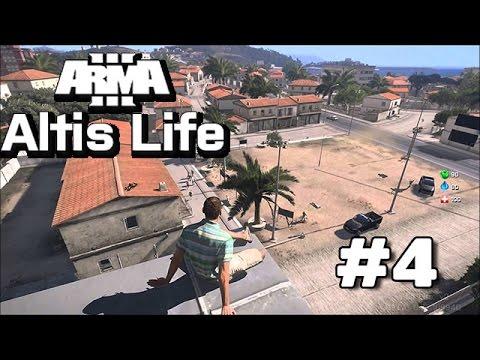 Arma 3: Altis Life อย่ายิงโว้ยจะทำอาชีพสุจริต Ep.4