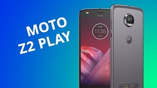 Video Motorola Moto Z2 Play bDfD5z7nqdA