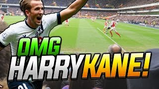 CRAZY HARRY KANE GOAL VS ARSENAL LIVE!! SPURS VS ARSENAL - THE BIGGEST DERBY IN YEARS! 05/03/2016
