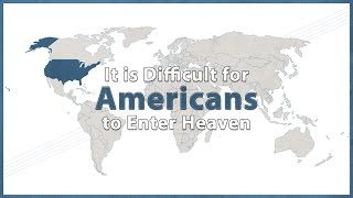 It is Difficult for Americans to Enter Heaven - Tim Conway