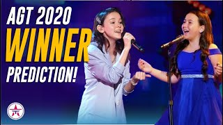 AGT Winner PREDICTION: Who Will WIN America's Got Talent 2020?