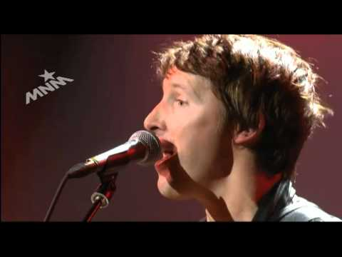 MNM Live met James Blunt: Stay The Night