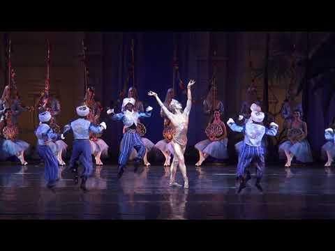 The Golden Idol, La Bayadère. Andrey Gavryshkiv/ National Opera of Ukraine