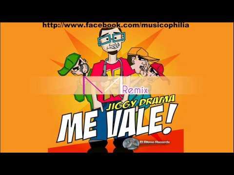 Jiggy Drama - Me Vale (Musicophilia Remix Edit)