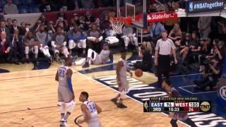 Anthony Davis MVP del Juego de Estrella NBA 2017