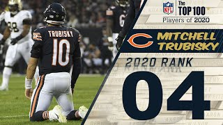 #4 Mitchell Trubisky Bears | Top 100 Players of 2020 NFL