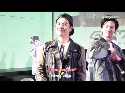 GOT7 Cute Moment with Fans