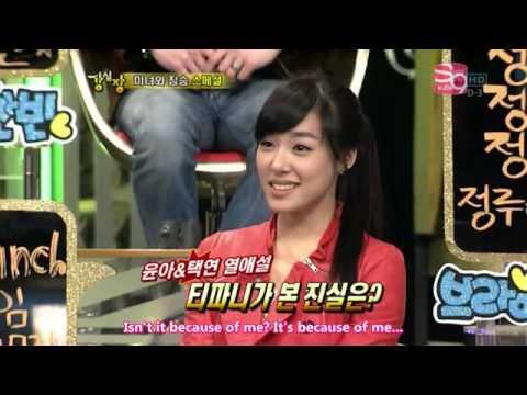 SH EP 18 - Tiffany, Sooyoung, Yoona, Seohyun [02.09.10]