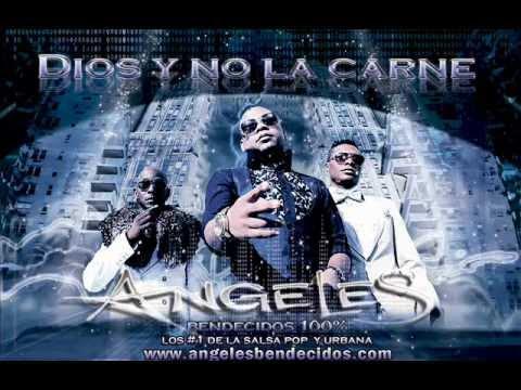 ALEJATE DE MI  Salsa Angeles Bendecidos Salsa pop y urbana 2013