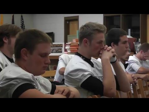 When the Saints Go Marching In: The Traditions of BD Football - TRAILER