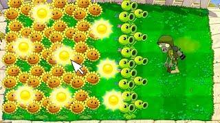 Plants vs Zombies 2   HAVING INFINITE SUN IS OVERPOWERED   PVZ