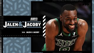 Jalen Rose reacts to Kemba to the Knicks and John Collins' $125M Hawks deal   Jalen & Jacoby