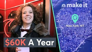 Living On $60K A Year In NYC | Millennial Money