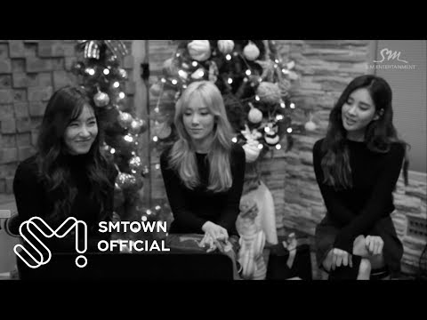 Girls' Generation-TTS 소녀시대-태티서 '겨울을 닮은 너 (Winter Story)' Live Acoustic Version