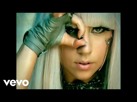 "Watch ""Poker Face"" on YouTube"
