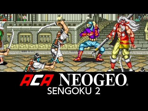 ACA NEOGEO SENGOKU 2 Video Screenshot 1