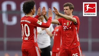 Assist King Thomas Müller assists with his voice! 🔊